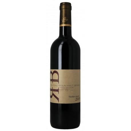 Vieilles vignes 2019 Château Rolin Haut Briand